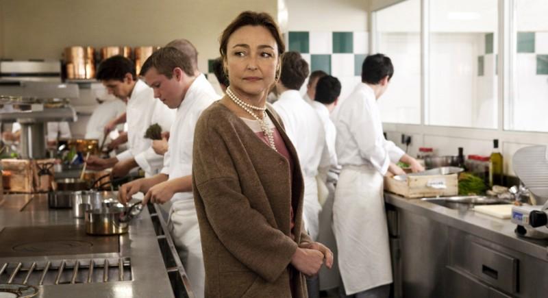 Catherine Frot è una chef affermata in Les Saveurs du Palais