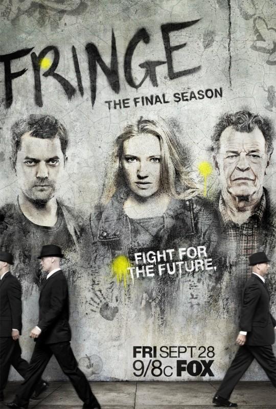 Fringe: un poster della quinta ed ultima stagione