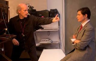 Isabella Rossellini e Timothy Greenfield-Sanders in una scena di About Face