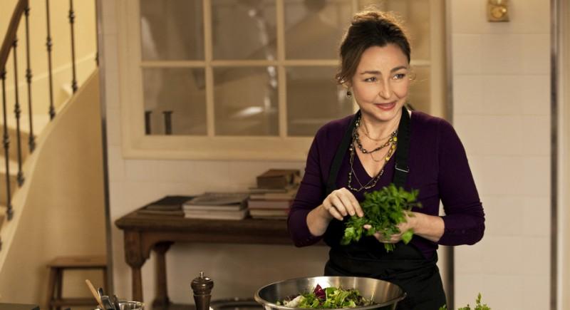 Les Saveurs du Palais: Catherine Frot alle prese con delle verdure