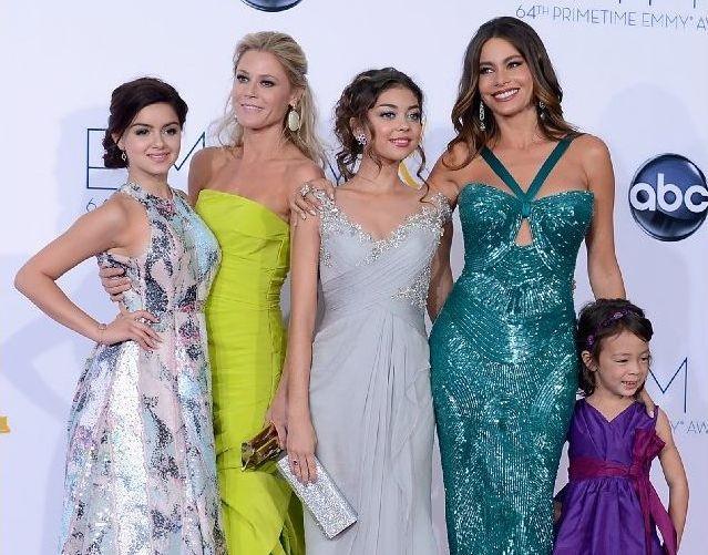 Emmy 2012: il cast femminile di Modern Family