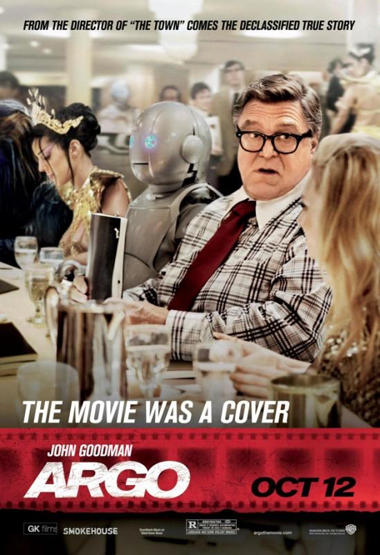 Argo: character poster del personaggio interpretato da John Goodman