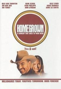 Homegrown - I piantasoldi: la locandina del film