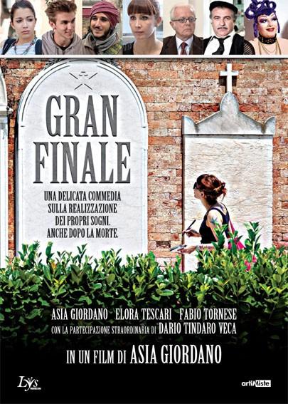 Gran Finale: la locandina del film