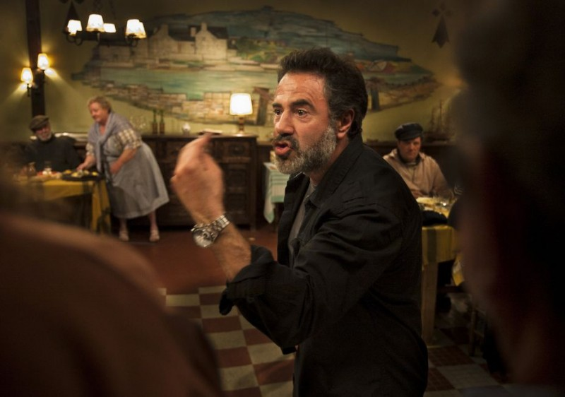 Les Seigneurs - José Garcia in una scena