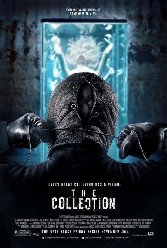 The Collection: una nuova inquietante locandina