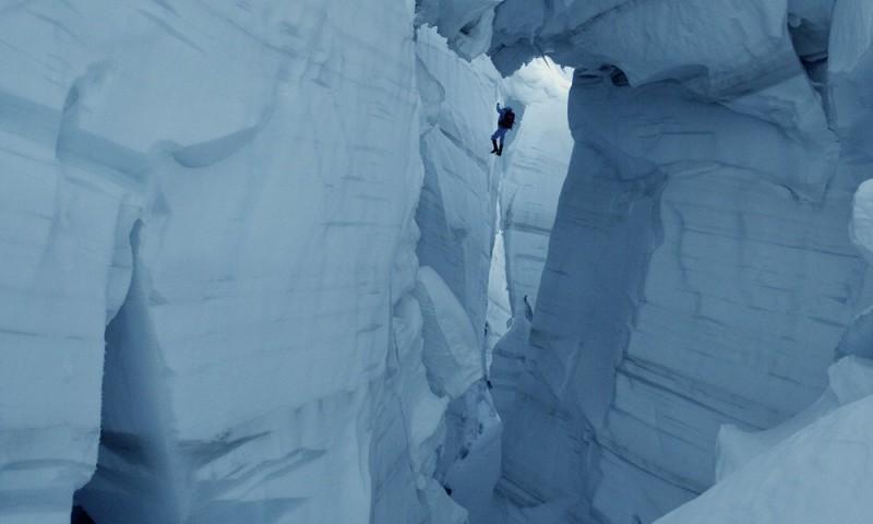 Una immagine mozzafiato del documentario diretto da Andreas Nickel