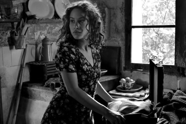 Aida Folch in El artista y la modelo