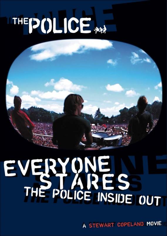 Everyone Stares: The Police Inside Out: la locandina del film