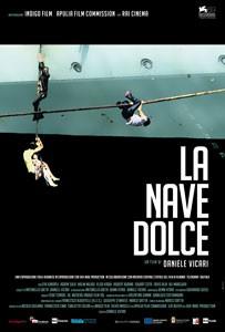 La nave dolce: la locandina del film