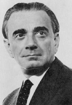 Una foto di Miklós Rózsa