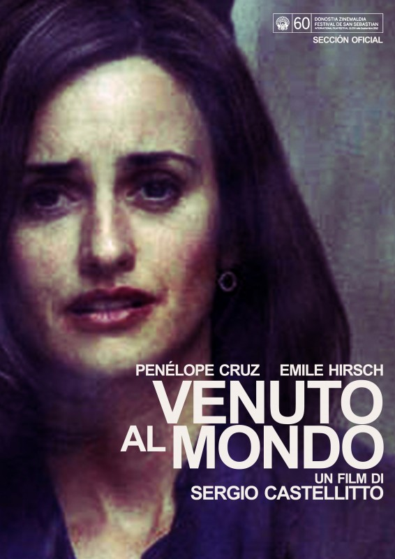 Venuto al mondo: il poster italiano