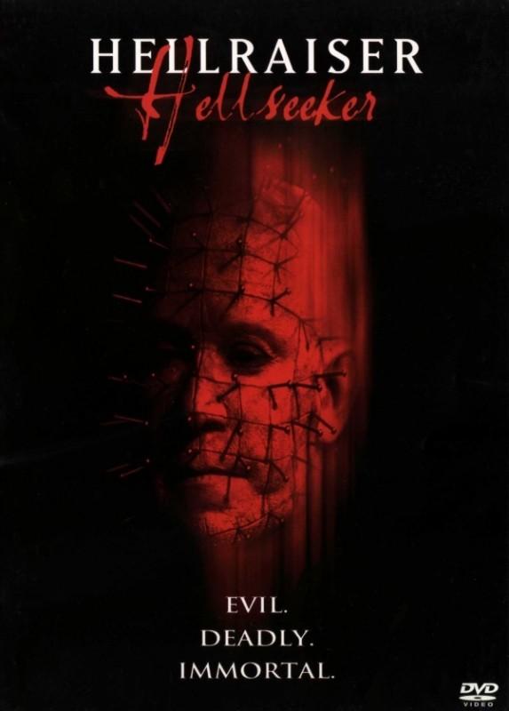 Hellraiser 6: Hellseeker: la locandina del film
