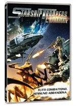 La copertina di Starship Troopers 4 - L\'invasione (dvd)