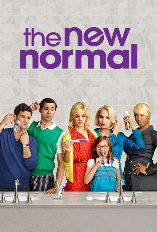 La locandina di The New Normal