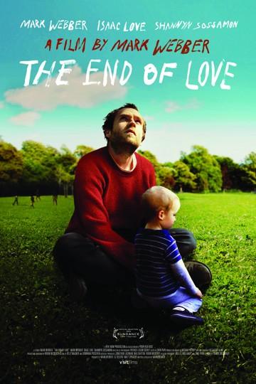 The End of Love: la locandina del film