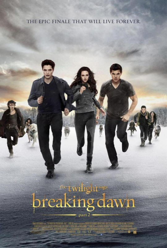 The Twilight Saga: Breaking Dawn - Parte 2: ecco svelato il poster