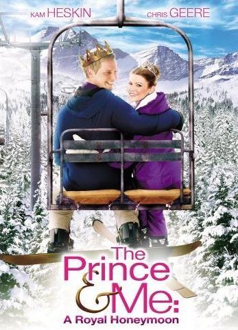 Un principe tutto mio 3 - A royal honeymoon: la locandina del film
