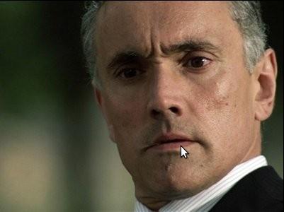 Le inchieste dell'Ispettore Zen: Ben Miles è il ministro Colonna