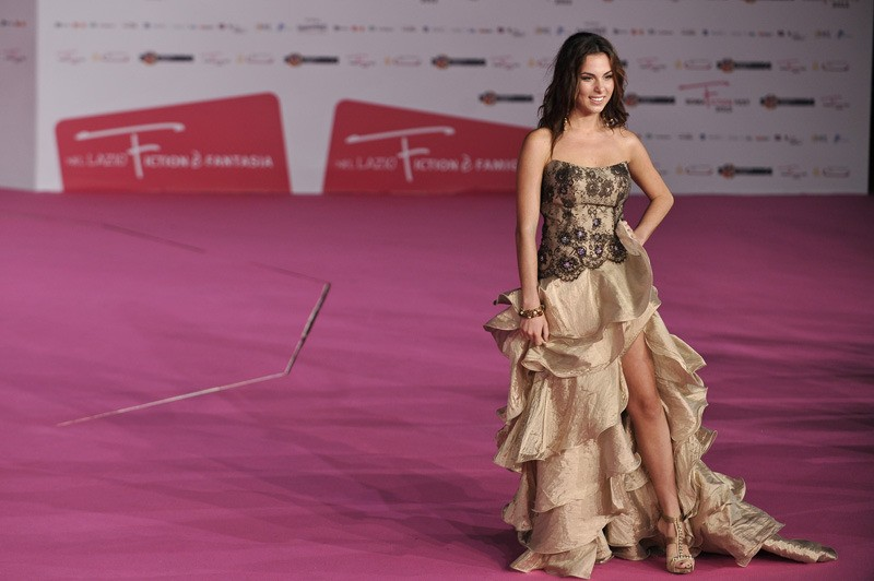 RomaFictionFest: Micol Olivieri all'edizione 2012 per I Cesaroni 5