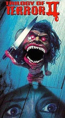 Trilogia del terrore 2: la locandina del film