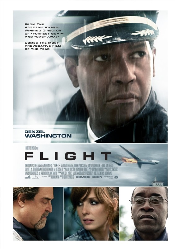 Flight: una locandina internazionale