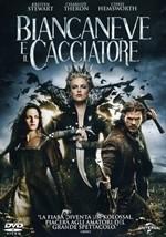 La copertina di Biancaneve e il cacciatore (dvd)