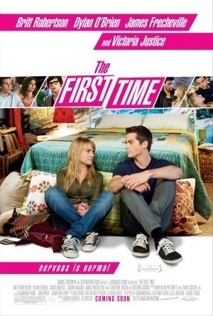 The First Time: la locandina del film