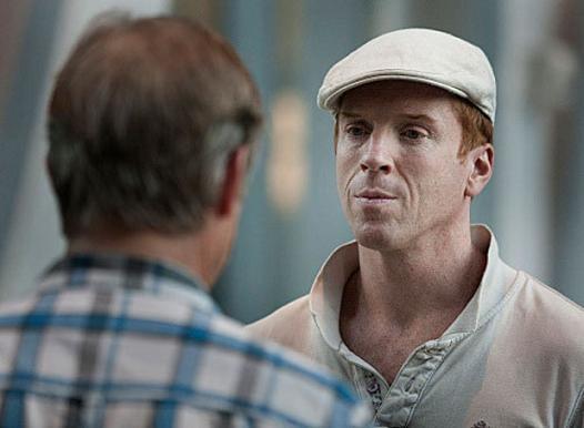 Damian Lewis con Jamey Sheridan in una scena dell'episodio Beirut is Back della seconda stagione di Homeland
