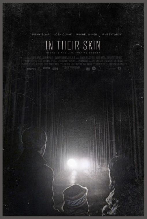 In Their Skin: la locandina del film