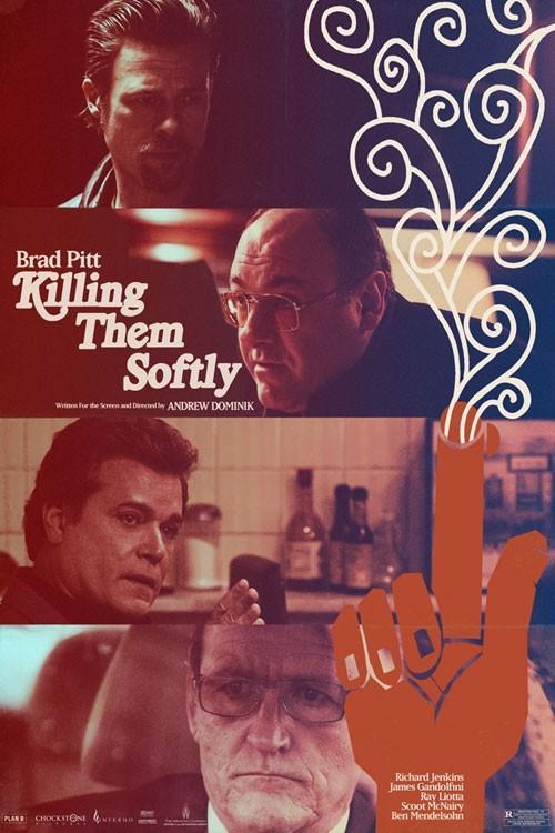 Killing Them Softly: poster USA 4