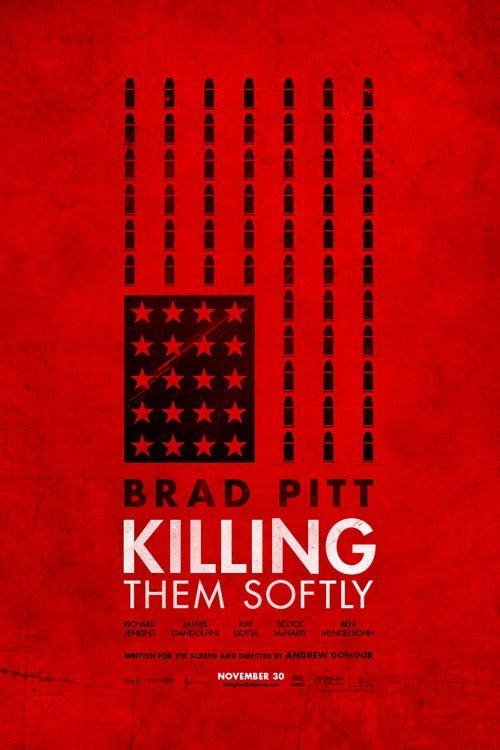 Killing Them Softly: poster USA 5