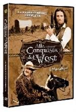 La copertina di Alla conquista del West - Stagione 1 (dvd)