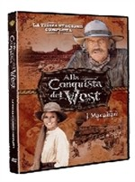 La copertina di Alla conquista del West - Stagione 3 (dvd)
