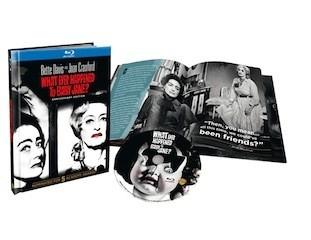 La copertina di Che fine ha fatto Baby Jane? (blu-ray)