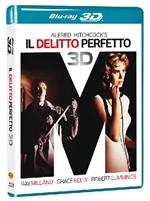 La copertina di Il delitto perfetto 3D (dvd)