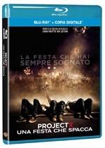 La copertina di Project X - Una festa che spacca (blu-ray)