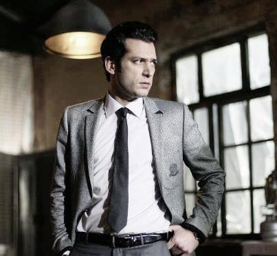 Murat Yildirim, una foto dell'attore