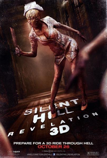Silent Hill: Revelation 3D, ancora un poster USA