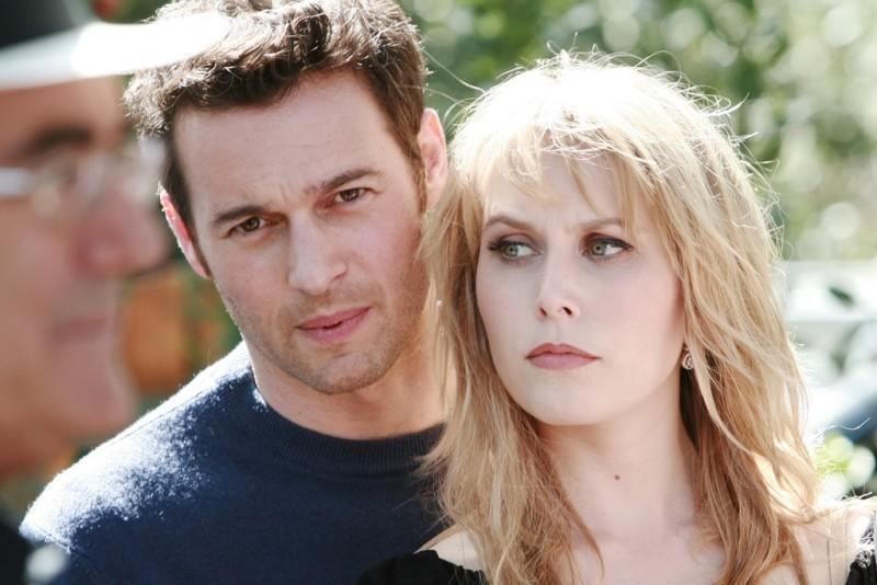Un medico in famiglia 8: Giorgio Marchesi e Margot Sikabonyi in un'immagine della serie