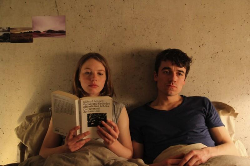 3 Zimmer/Küche/Bad - una scena del film tedesco