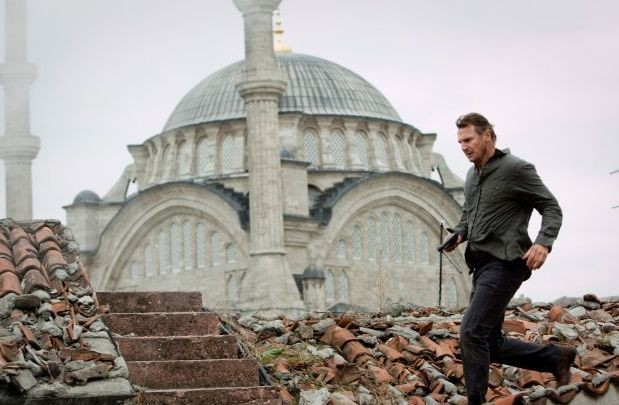 Liam Neeson in Taken 2
