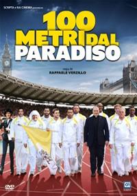 La copertina di 100 metri dal paradiso (dvd)