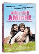 La copertina di Adorabili amiche (dvd)