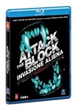 La copertina di Attack the Block - Invasione aliena (blu-ray)