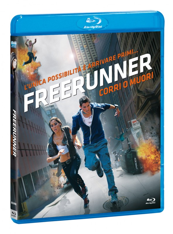 La copertina di Freerunner - Corri o muori (blu-ray)