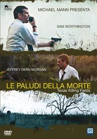 La copertina di Le paludi della morte (dvd)