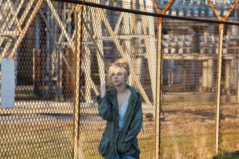 Juno Temple in una scena di Killer Joe