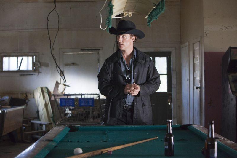 Killer Joe: Matthew McConaughey in uno dei momenti salienti del film