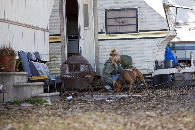 Killer Joe: una tenera immagine di Juno Temple tratta dal film